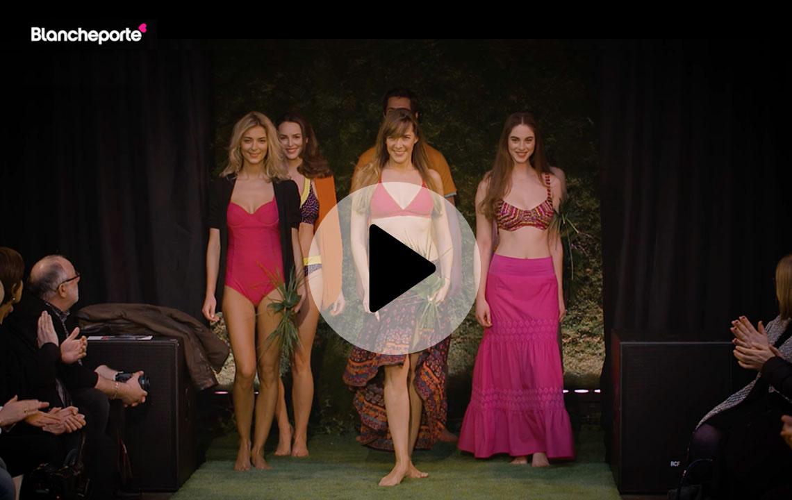 Ze zákulisí Blancheporte: Jaká byla módní přehlídka nové kolekce?