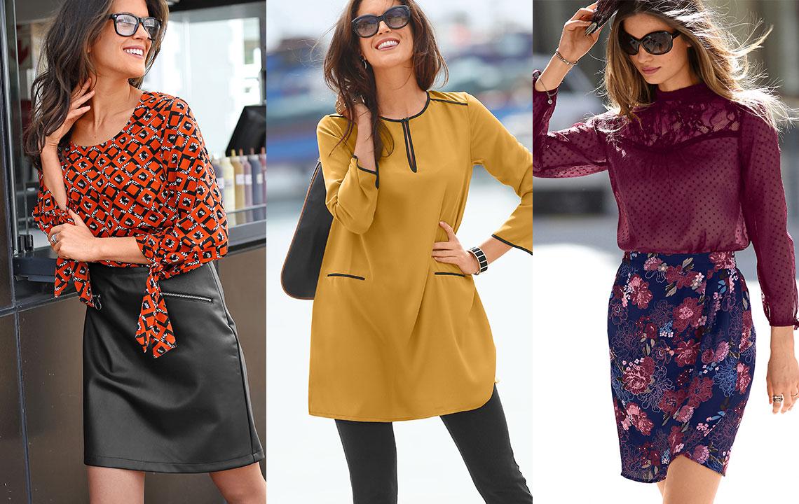 3 podzimní styly, ve kterých zazáříte