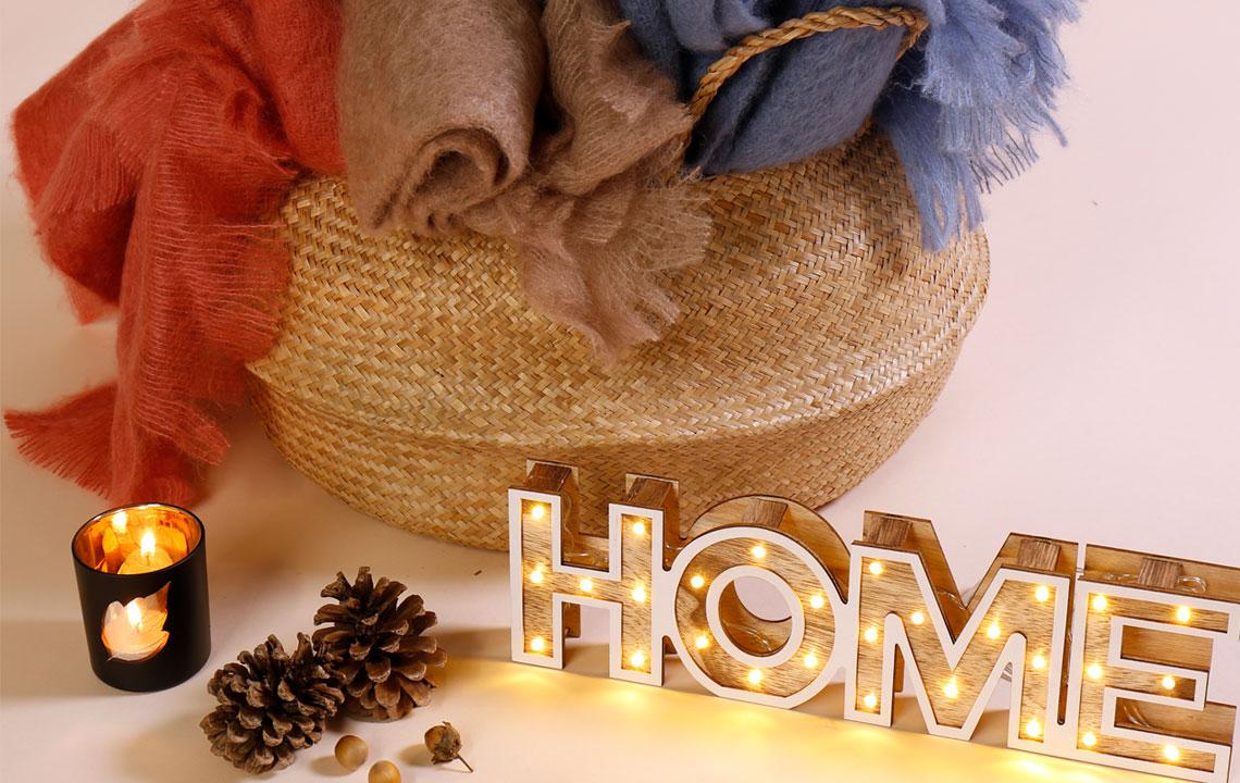 Jak se z domu stává domov? Pomohou doplňky
