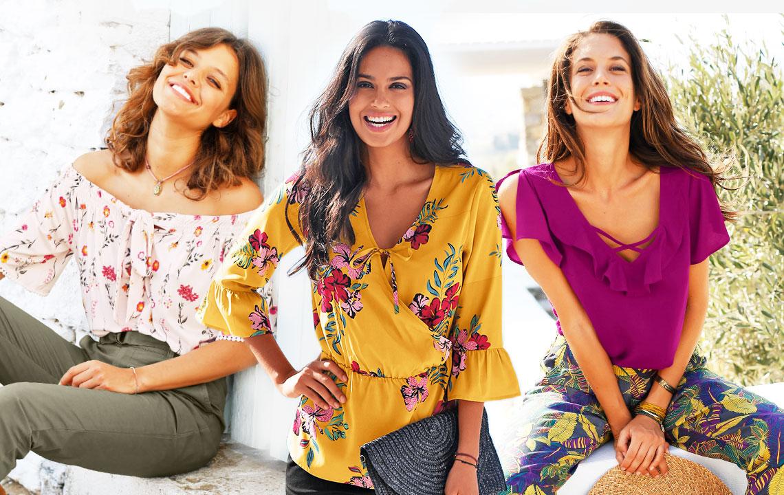 5 módních trendů z kolekce Jaro-Léto, které si zamilujete