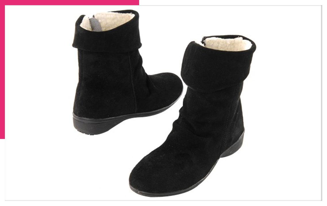 Zimní obuv do každého počasí