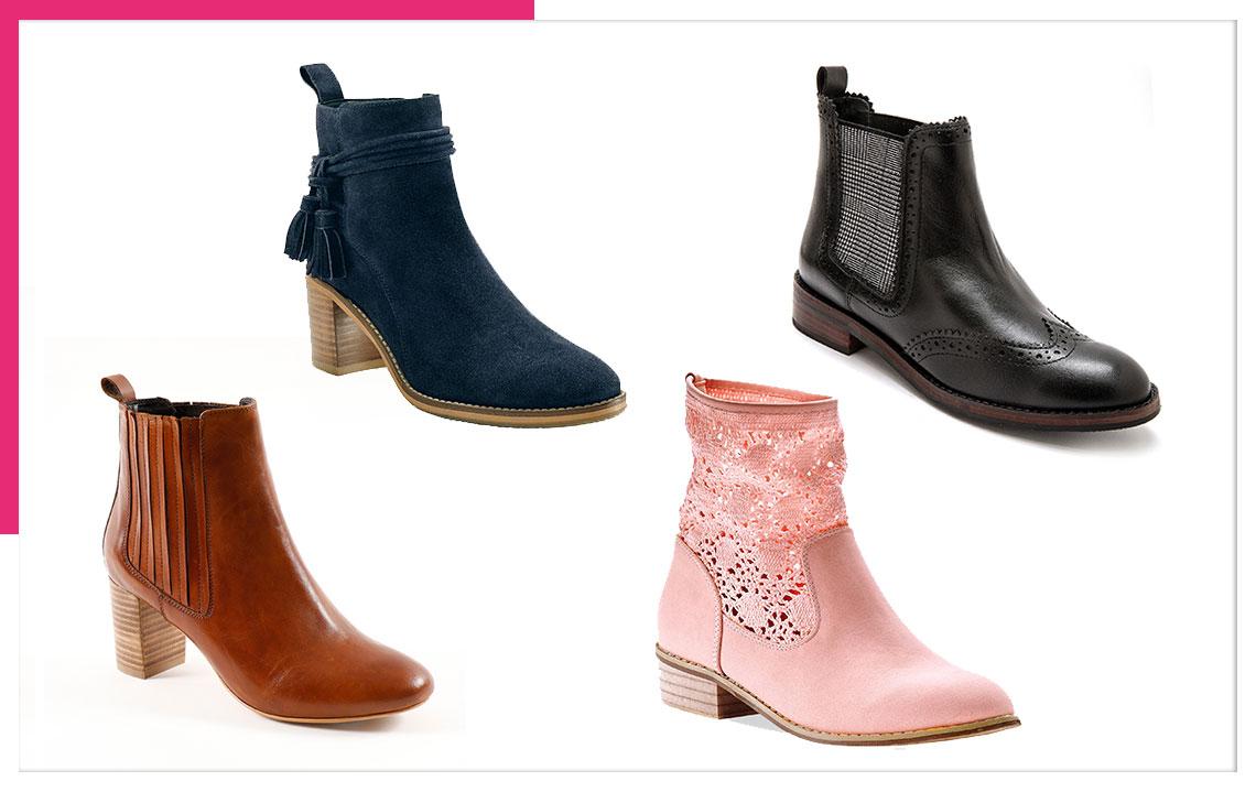 Jak vybrat boty, aby vám padly?