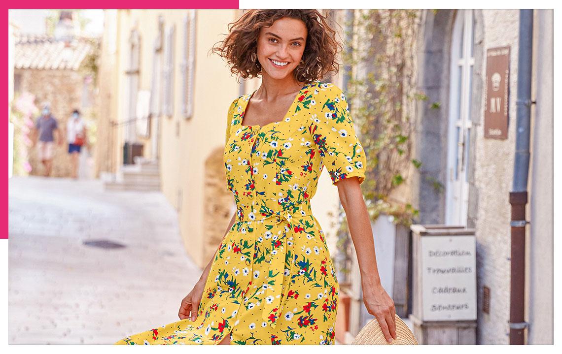 3 šaty, které vám tohle jaro nesmí chybět!